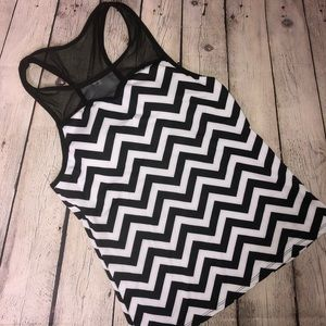Other - Chevron Swim Top